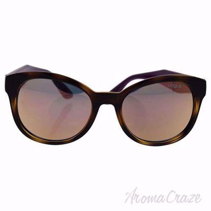 Vogue VO2992S W656/5R - Dark havana Fuxia/Grey Rose Gold by