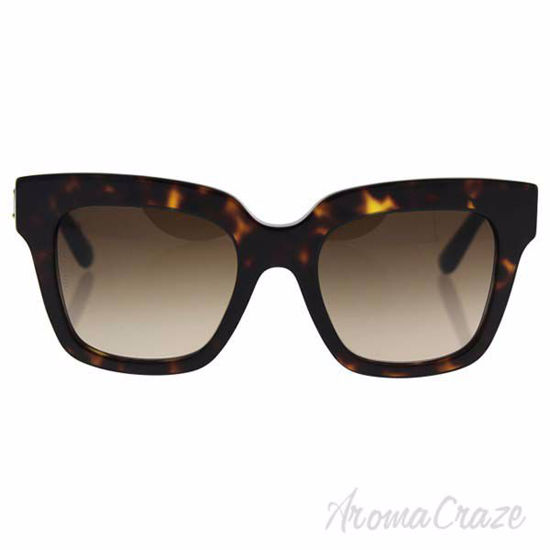 Picture of Dolce and Gabbana DG 4286 502/13 - Havana/Brown Gradient by Dolce and Gabbana for Women - 51-20-140 mm Sunglasses