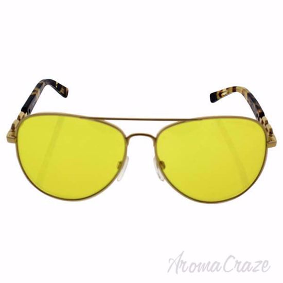 Picture of Michael Kors MK 1003 102485 Fiji - Gold/Yellow by Michael Kors for Women - 58-14-135 mm Sunglasses