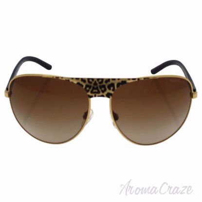 4f6249f79f7d Michael Kors MK 1006 105713 Sadie II - Black Gold/Brown by Michael Kors for  Women - 62-14-125 mm Sunglasses