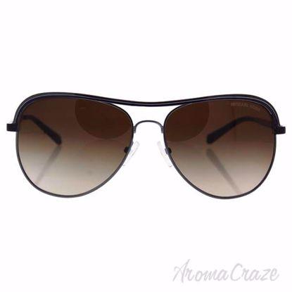 6722c8b1ec Michael Kors MK 1012 113313 Vivianna I - Gunmetal Purple Smoke Gradient by Michael  Kors for Women - 58-15-135 mm Sunglasses
