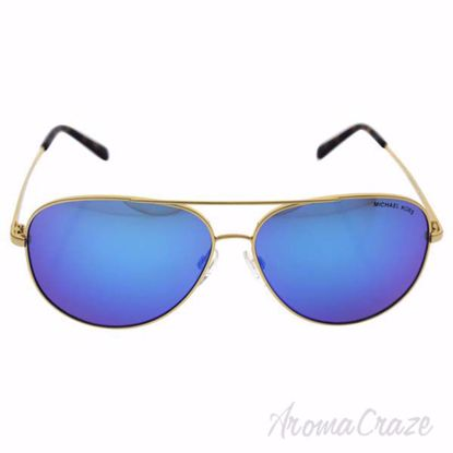 Picture of Michael Kors MK 5016 102425 Kendall I - Gold/Turquoise by Michael Kors for Unisex - 60-12-135 mm Sunglasses