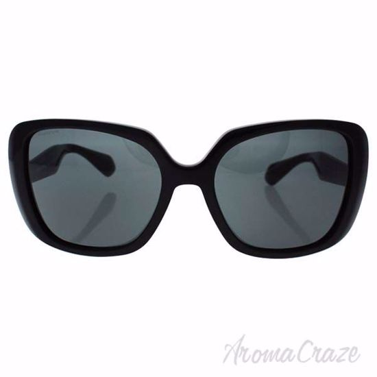 Picture of Miu Miu MU 02N 1AB-1A1 - Black/Grey by Miu Miu for Women - 59-18-135 mm Sunglasses