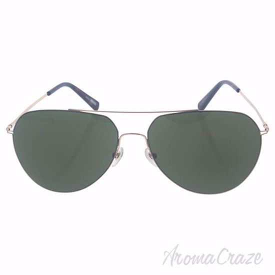 Picture of Mont Blanc MB595S 28N - Shiny Rose Gold/Green by Mont Blanc for Men - 60-15-145 mm Sunglasses