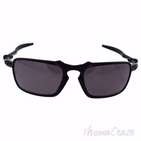 6e1b6a40bc6eb Oakley Badman OO6020-06 - Dark Carbon Prizm Daily Polarized by Oakley for  Men - 60-21-135 mm Sunglasses