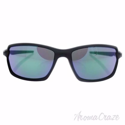 Picture of Oakley Carbon Shift OO9302-07 - Matte Black/Jade Iridium by Oakley for Men - 62-16-134 mm Sunglasses