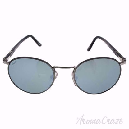 bfd2071b5166e Persol PO2388S 1039 30 - Gunmetal Black Light Green Silver by Persol for  Men - 49-20-145 mm Sunglasses