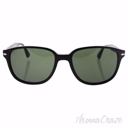 Persol PO3149S 95/31 - Black/Green by Persol for Men - 55-18