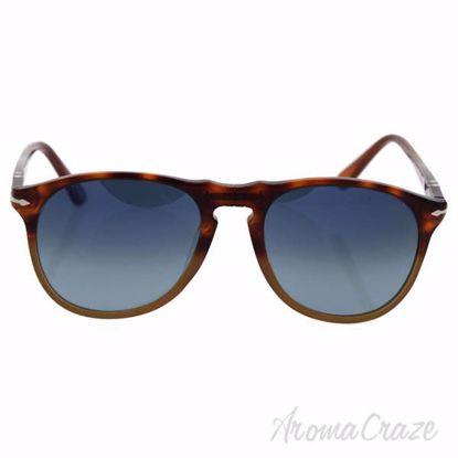 fd3f295cf21a Persol PO9649S 1025/S3 - Resina e Sale /Blue Faded Polarized by Persol for  Men - 52-18-145 mm Sunglasses