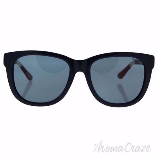 Picture of Polo Ralph Lauren PH 4105 556987 Blue Grey by Polo Ralph Lauren for Women - 54-18-140 mm Sunglasses