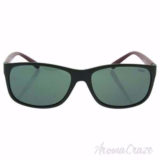 Picture of Polo Ralph Lauren PH 4109 5596/71 - Green/Green by Ralph Lauren for Men - 59-17-145 mm Sunglasses