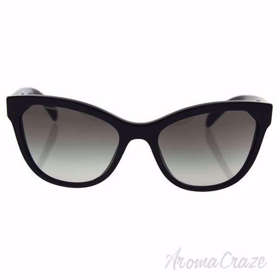 9a6da89dad610 Prada SPR 21S 1AB-0A7 Black Grey Gradient by Prada for Women 56-19 ...