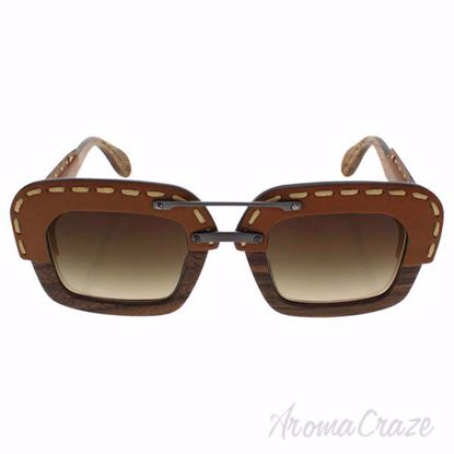 Picture of Prada SPR 26R UA7-6S1 - Nut Canaletto/Brown by Prada for Women - 51-25-140 mm Sunglasses