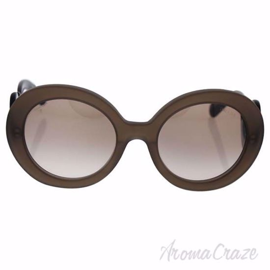 55e0a4233 Prada SPR 27N UBU-4O0 Brown/Brown Gradient by Prada for Women 55-22 ...