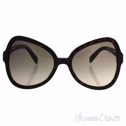 Picture of Prada SPR 05S 2AU-3D0 - Havana/Light Brown Gradient Light Grey by Prada for Women - 56-19-135 mm Sunglasses