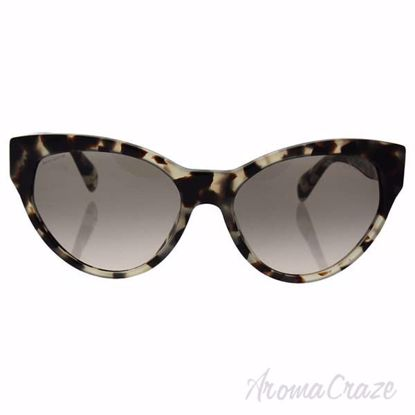 Picture of Prada SPR 08S UAO-4K0 - Spotted Opal Brown/Pink Gradient Grey by Prada for Women - 55-17-140 mm Sunglasses