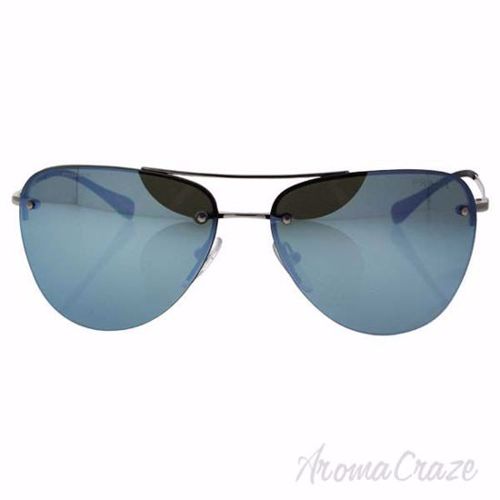 Picture of Prada SPS 53R 1BC-5K2 - Silver/Green Silver by Prada for Women - 57-14-135 mm Sunglasses