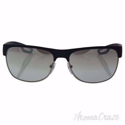 Picture of Prada SPS 57Q TFZ-1A0 - Grey Rubber/Grey Silver by Prada for Men - 58-16-140 mm Sunglasses