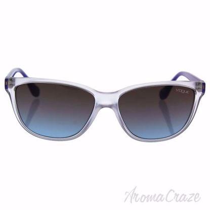 Vogue VO2729S W745/48-Transparent Demi Shiny/Azure Gradient