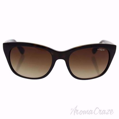 Vogue Sunglasses VO2743S W65613 Tortoise/Brown by Eyeglasses for Women