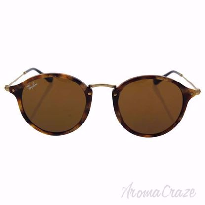 Ray Ban Sunglasses RB 2447 1160 Tortoise Gold/ Brown Classic by Ray Ban for Men 49-21-145 mm on SunglassCraze.com.