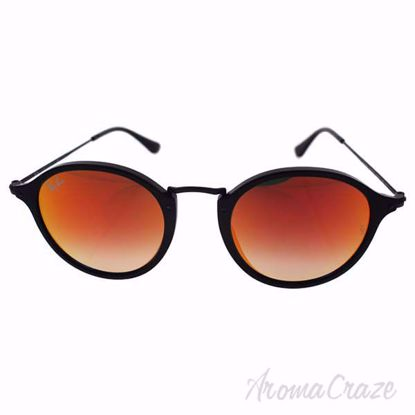 Ray Ban Sunglasses RB 2447 901/4W Black/Orange Gradient Flash by Ray Ban for Unisex 49-21-145 mm Eyeglasses.