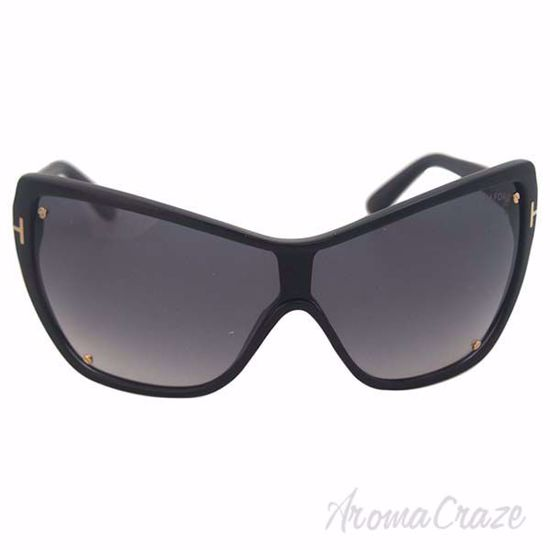 Picture of Tom Ford FT0363 Ekaterina 01B - Black by Tom Ford for Women - 135-0-120 mm Sunglasses
