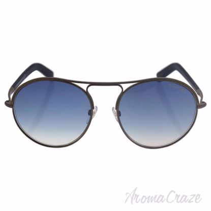 Picture of Tom Ford FT0449/S Jessie 37W - Gold/Blue Gradient by Tom Ford for Women - 54-18-145 mm Sunglasses