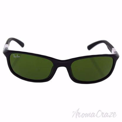 Ray Ban RJ 9056S 187/2 - Black/Green Classic by Ray Ban for