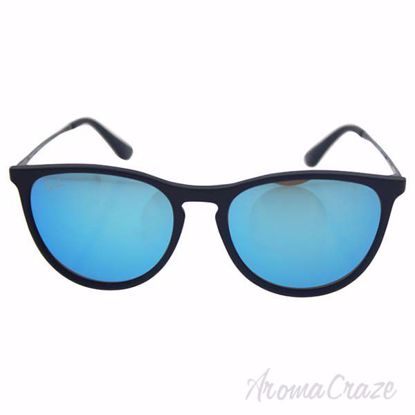 Ray Ban RJ 9060S 7005/55 - Black/Blue by Ray Ban for Kids -