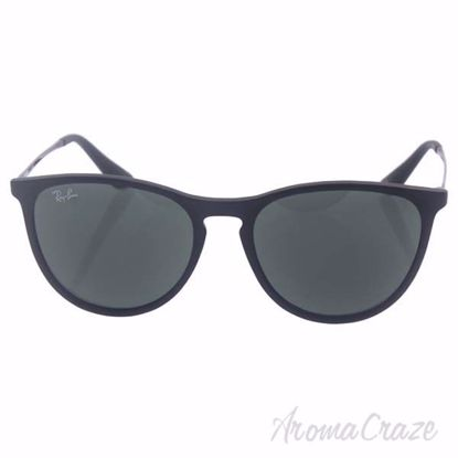 Ray Ban RJ 9060S 7005/71 - Rubber Black/Green by Ray Ban for