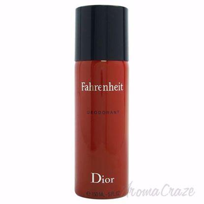Fahrenheit by Christian Dior for Men - 5 oz Deodorant Spray