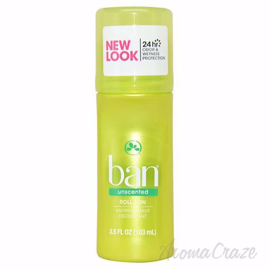 Unscented Original Roll-On Antiperspirant Deodorant by Ban f