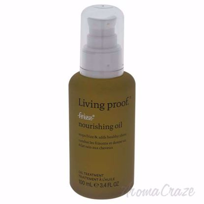 No Frizz Nourishing Oil Treatment by Living Proof for Unisex