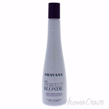 The Perfect Blonde Purple Toning Conditioner by Pravana for