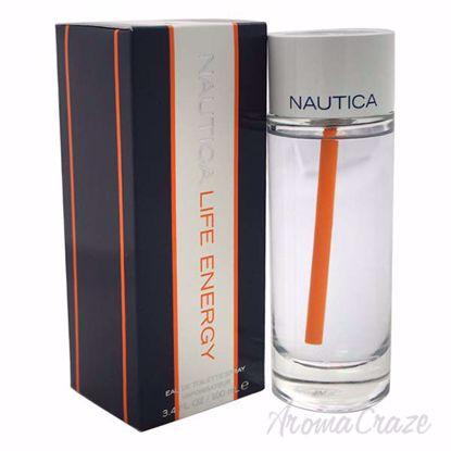 Picture of Nautica Life Energy by Nautica for Men - 3.4 oz EDT Spray