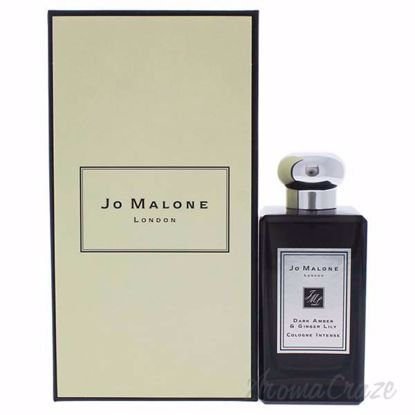 Dark Amber and Ginger Lily Intense by Jo Malone for Unisex -