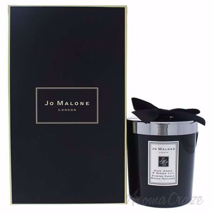 Picture of Dark Amber and Ginger Lily Scented Candle by Jo Malone for Unisex - 7 oz Candle