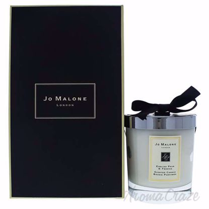 Picture of English Pear and Freesia Scented Candle by Jo Malone for Unisex - 7 oz Candle