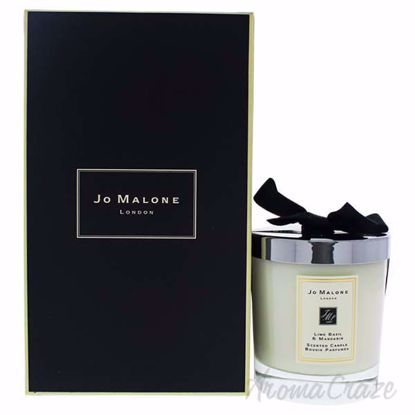 Lime Basil and Mandarin Scented Candle by Jo Malone for Unis