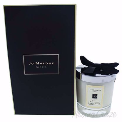 Mimosa and Cardamom Scented Candle by Jo Malone for Unisex -