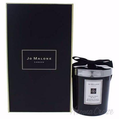 Velvet Rose and Oud Scented Candle by Jo Malone for Unisex -