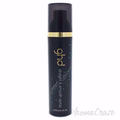Straight and Smooth Spray by GHD for Unisex - 4.1 oz Hair Sp