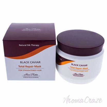 Black Caviar Total Repair Mask by Mon Platin for Unisex - 17