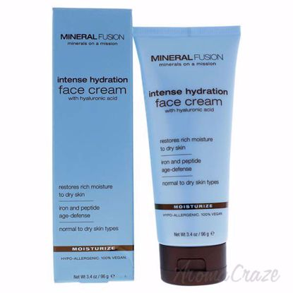 Intense Hydration Face Cream by Mineral Fusion for Women - 3