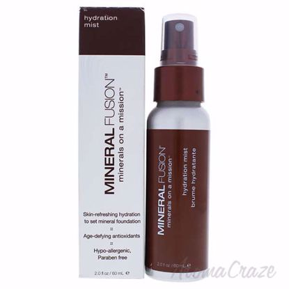 Hydration Mist by Mineral Fusion for Women - 2 oz Mist