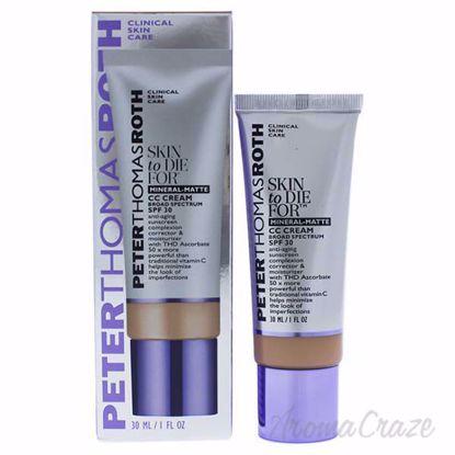 Skin To Die For Mineral-Matte CC Cream SPF 30 - Medium by Pe