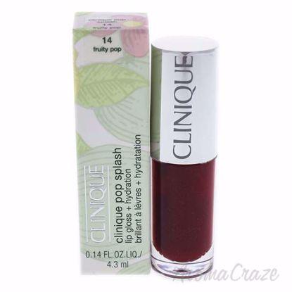 Pop Splash Lip Gloss - 14 Fruity Pop by Clinique for Women -