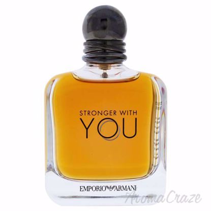 Stronger With You by Emporio Armani for Men - 3.4 oz EDT Spr
