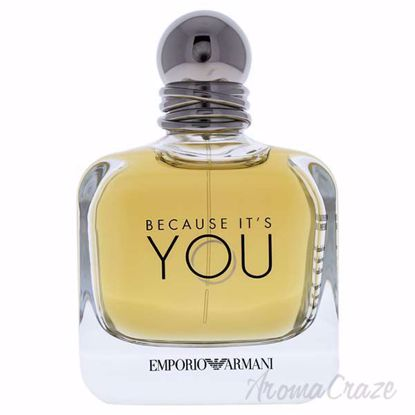 Because It Is You by Emporio Armani for Women - 3.4 oz EDP S